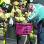 Video: Brandweer redt dier bij brand in garage naast woning in Eys