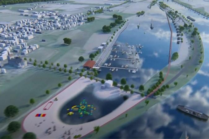 Wonen, sporten, recreatie en toerisme aan een nieuw te graven Maasplas bij Grubbenvorst