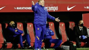 FC Barcelona ver verwijderd van Spaanse bekerfinale