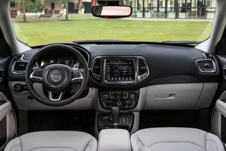 Prijzige primeurs Jeep Renegade en Compass