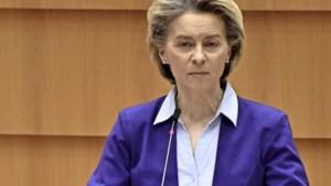 EU-voorzitter Von der Leyen erkent fouten bij corona-aanpak