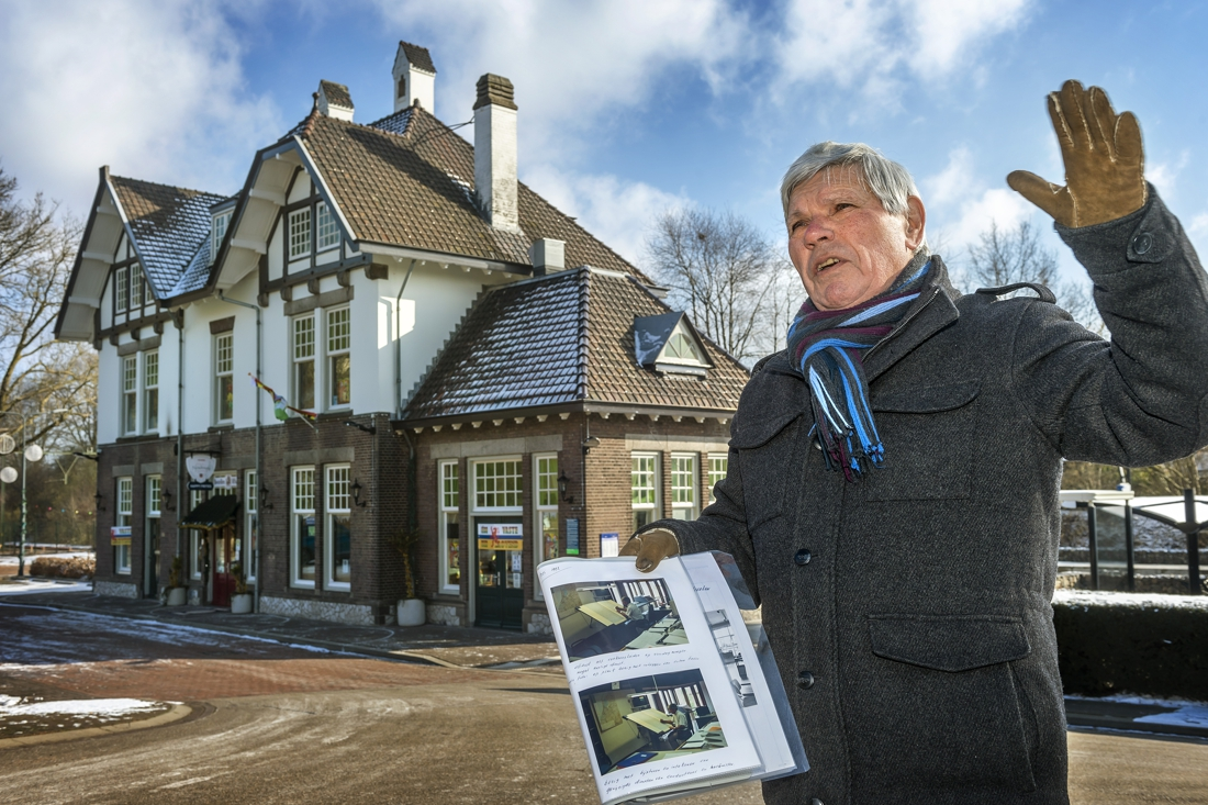 Klein Limburgs treinstation voor tweede jaar op rij populairste van Nederland: dit is het geheim achter het succes - De Limburger