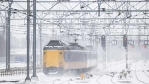 NS zet woensdag Sprinters en aantal intercity's in