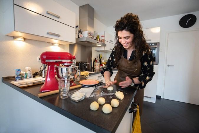Heel Limburg bakt nonnevotten met Limbrichtse Pauline die meedeed met 'Heel Holland Bakt'