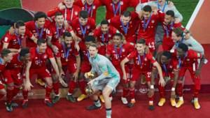 Wereldtitel voor clubteams zesde prijs op rij voor Bayern München