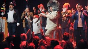 Intensive-care-carnaval in Limburg: de carnavalsvierder laat zich er niet onder krijgen