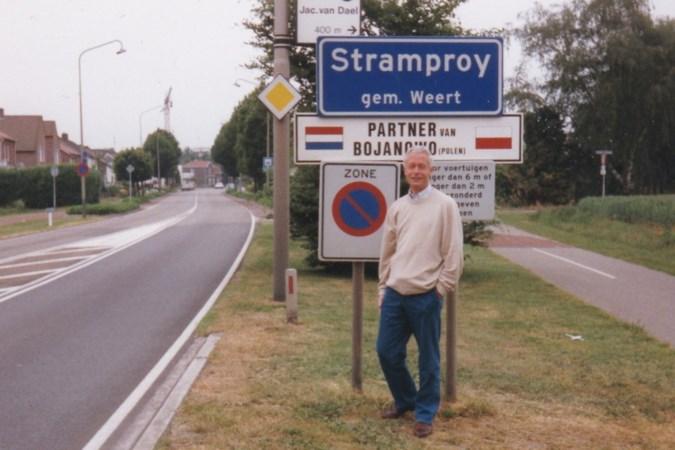 Stramproy door de eeuwen heen door veel inwoners ontvlucht