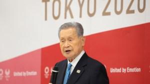 Voorzitter Olympische Spelen Mori treedt af om uitspraken