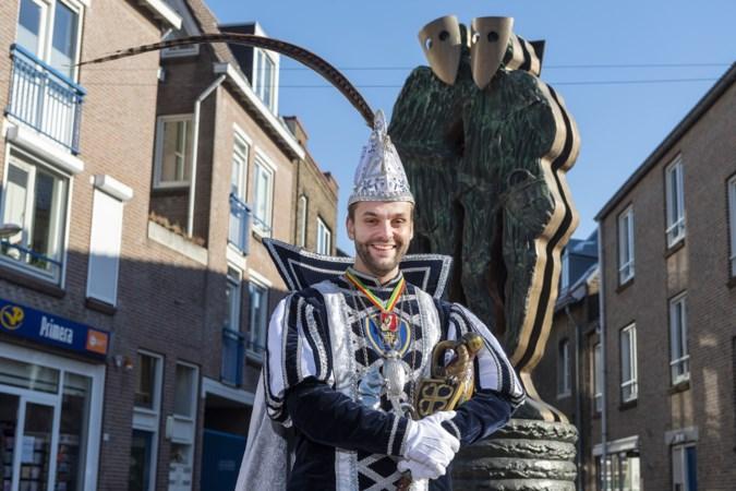 Prins Thierry I van Sittard zag drie optochten afgelast worden: 'Steeds weer een teleurstelling'