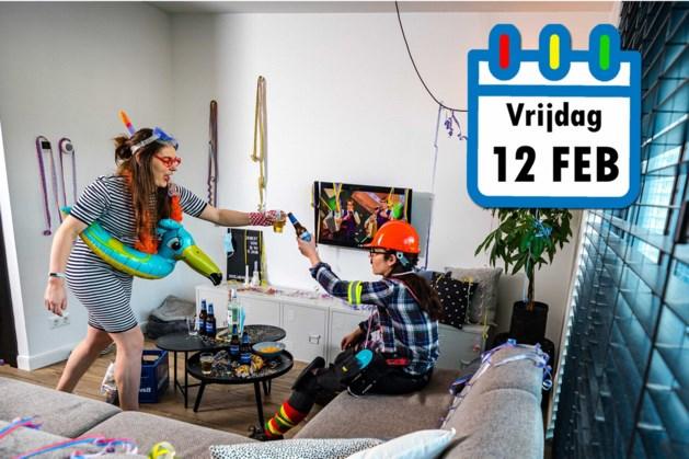 Zin om thuis Vastelaovend te vieren? Dit kun je doen op vrijdag 12 februari