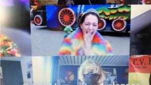 Leerlingen en docenten Graaf Huyn College in Geleen lanceren eigen carnavalskraker