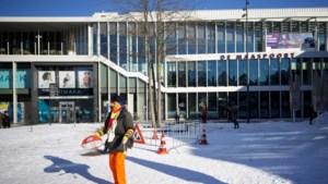 Zoepkoel in Venlo oogt verlaten op carnavalszaterdag