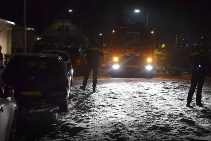 Politiemacht beëindigt coronafeest op woonwagenkamp in Nijmegen