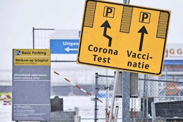 GGD sluit test- en vaccinatielocaties wegens weeralarm