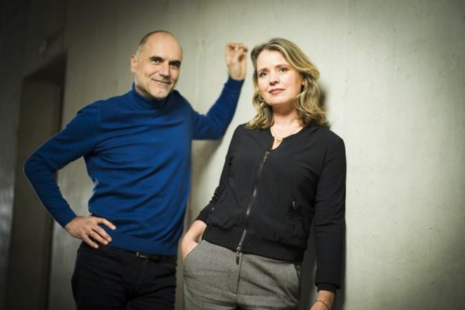 Leo Blokhuis en Ricky Koole: 'Als we samenwerken, zijn we geen stel meer'
