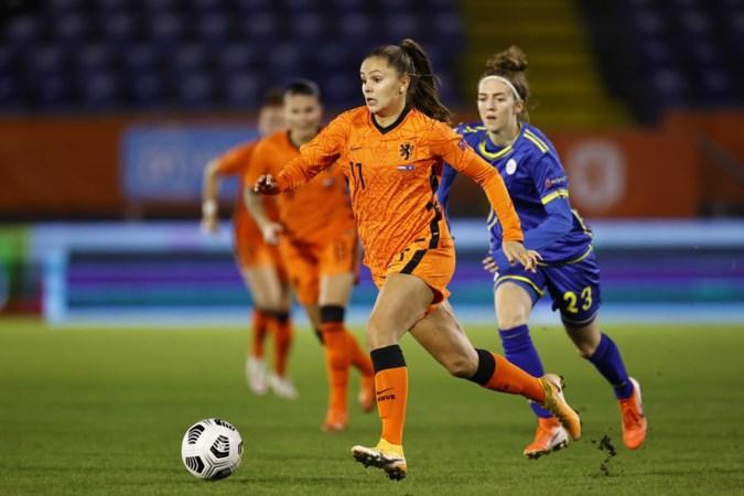 Lieke Martens: domper als Olympische Spelen niet doorgaan