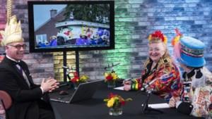 De 'oetgekleide' einzelgänger Bart Schulpen is eerste en hopelijk laatste winnaar van de online einzelgängeroptocht in Susteren