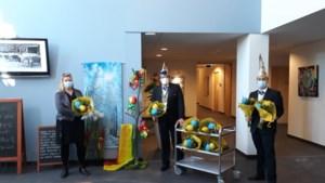 Bewoners zorgcentrum Herkenbosch verwend door carnavalsverenigingen