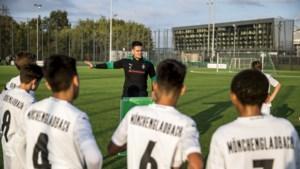 Droombaan in de jeugd bij Borussia Mönchengladbach: 'In mijn achterhoofd heb ik wel dat ik het allerhoogste wil bereiken'