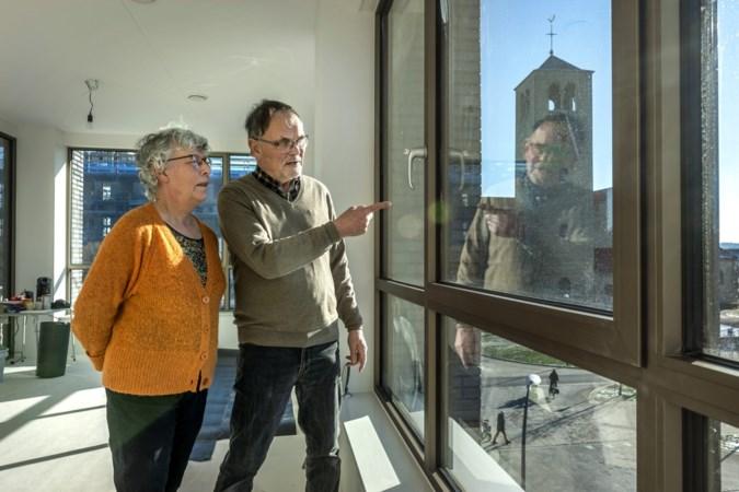 Mieke en Hub eerste bewoners nieuwbouwcomplex Groene Loper: 'Het is hier levendig en toch ook vertrouwd'