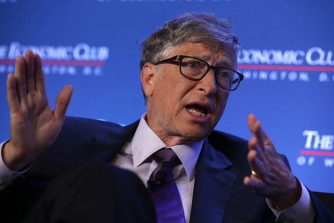 Bill Gates wil optimistisch zijn over klimaataanpak, maar: 'Kernenergie hebben we echt nodig'