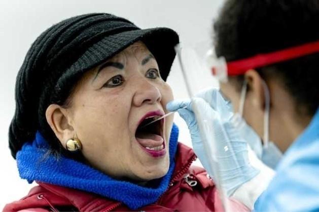 Weekcijfers RIVM: aantal coronagevallen blijft ongeveer gelijk