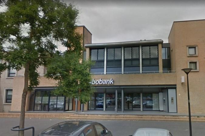 Online veiling voormalige Rabobank Echt, met kluis