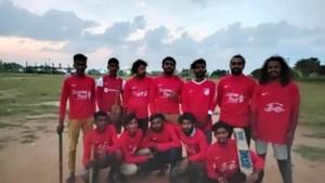 SV Venray doneert oude shirts aan Sri Lanka