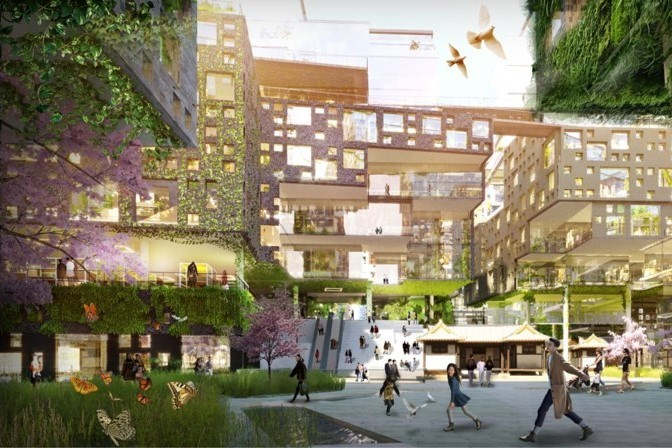 Pleidooi voor veel woningen bij station Maastricht om tot een 'dynamisch stadsdeel' te komen