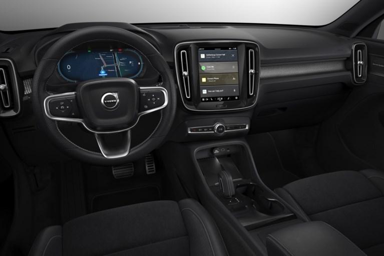 Sluip-Zweed: Volvo XC40 Recharge P8