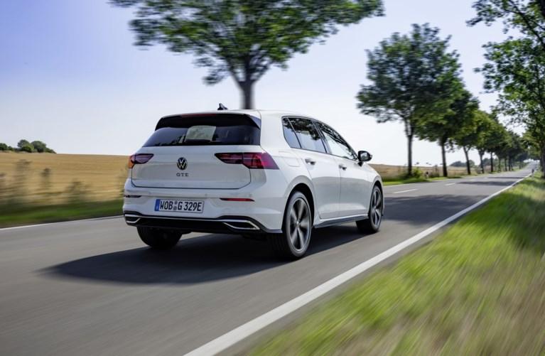 Groen gassen in Volkswagen Golf GTE