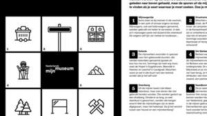 Mijnmuseum start met Mijnbingo: met een kienkaart de wijken in om het mijnverleden af te strepen