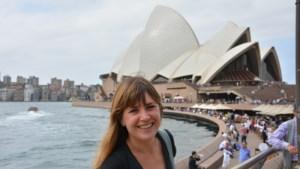 Venlose Meike Wijers correspondent voor de NOS in Australië: 'Deze kans kan ik niet laten schieten'