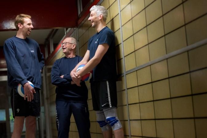 Volleyballer Brian Schouren: 'Voor het lichaam is een sport-time-out wel eens goed'