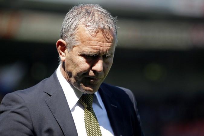 Andere rol voor voormalig Roda-trainer Harm van Veldhoven bij Lommel SK