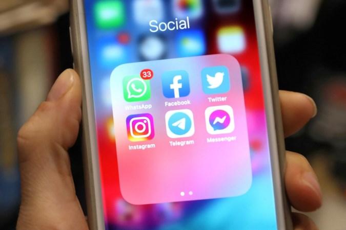 Sociale media profiteren van lockdown