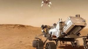 Video: Amerikaanse verkenner landt op planeet Mars