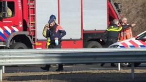 Man (52) uit Heerlen komt om het leven bij ongeluk op A76