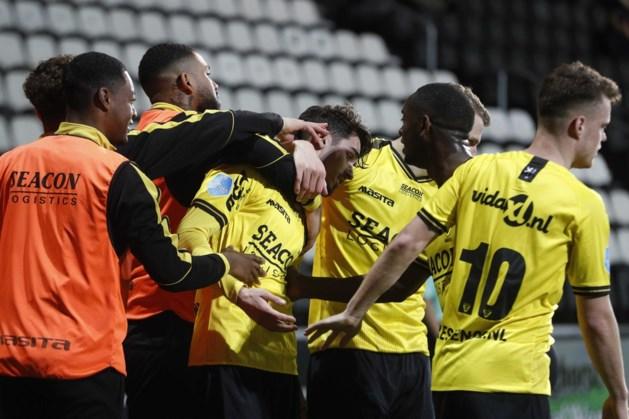 Halve bekerfinale Vitesse - VVV op 2 maart