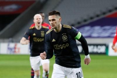 Gerechtigheid in miraculeuze slotfase van Ajax in Lille