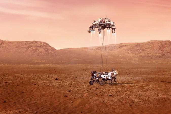 Onderzoek op Mars mede mogelijk gemaakt door bedrijf Herzogenrath, ook radioverkeer afhankelijk van Oosterburen