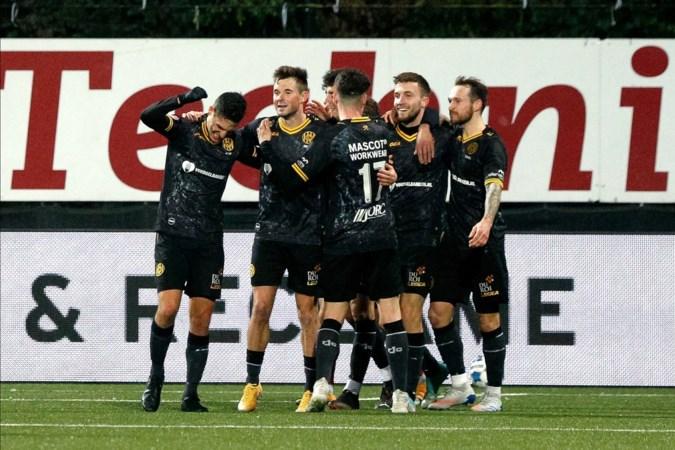 Gouden wissel Vente matchwinnaar voor Roda JC bij Helmond Sport