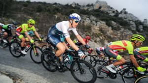 Bauke Mollema verliest leiderstrui in Tour du Var