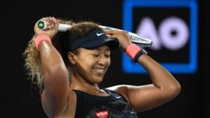 Naomi Osaka wint voor de tweede keer Australian Open