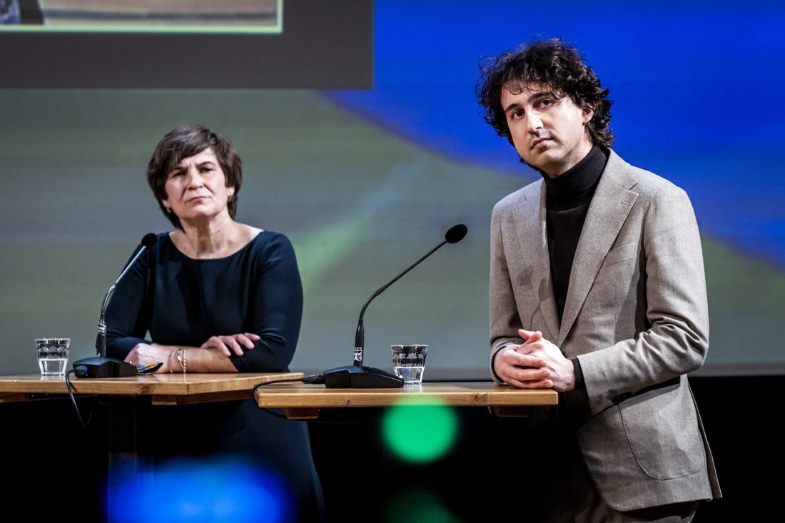 'Hup Lilianne, hup Sigrid en hup Lilian', zegt GroenLinks - De Limburger