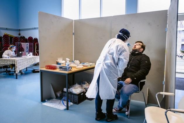 Aantal besmettingen weer boven gemiddelde