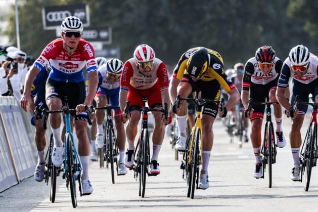 Leider Mathieu van der Poel uit UAE Tour na coronageval in ploeg
