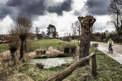 Oud plan uit de la getrokken: fietsroute langs de Voer in de strijd tegen de verkeersdrukte in het Heuvelland