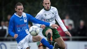 BSV Limburgia strikt aanvallers Ricardo Geurts en Mike Olijve