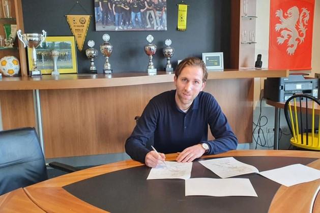 Jeremy van Wissen nieuwe trainer FC Gulpen